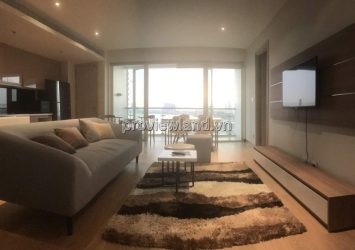 Apartment Diamond Island low floor 99m2 river view 2 bedrooms fully furnished