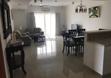 River Garden apartment for sale in District 2 high floor area 135sqm 2 bedrooms