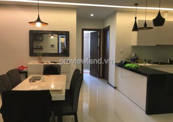 Thao Dien Pearl's apartment with 03 bedrooms for sale 136sqm and full funiture