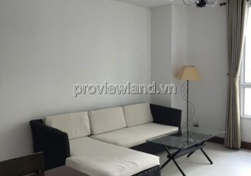 The apartment for sale in The Manor HCMC has 2 beautifully furnished bedrooms