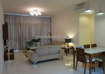 The Vista apartment for sale has area 139sqm 2 bedrooms full furniture