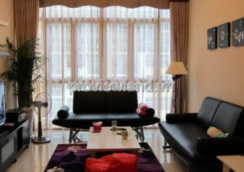 The Vista An Phu apartment for sale includes 2 bedrooms high floor has area 101sqm T2 tower