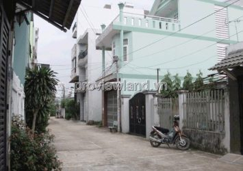 Selling front house Pham Ngu Lao District 1 near West Bui Vien street area 4.2mx21m