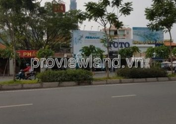 Selling front house Tran Nao area of 425sqm has 319sqm red book