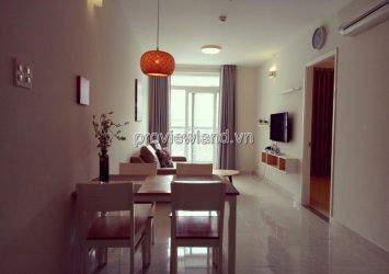 Riverside 90 apartment for rent Binh Thanh District area of 70sqm 2BRS