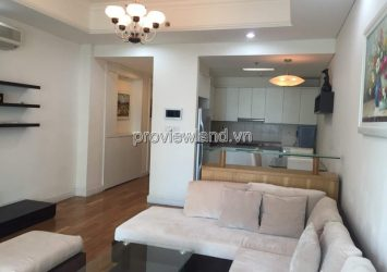 The Manor apartment for rent in Binh Thanh District has 2 bedrooms