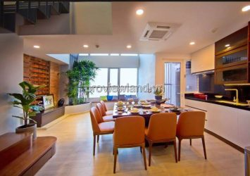 Duplex apartment Vista Verde located in the heart of District 2 with bedrooms
