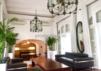 French villa  needs for lease at Thao Dien area 700sqm 5 bedrooms