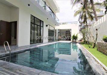 Beautiful villa for rent in Thao Dien district 2 517m2 5 bedrooms
