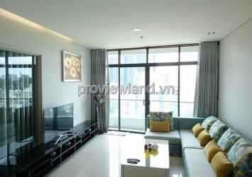 Apartment for rent in City Garden 1 bedrooms full furnished good price middle floor