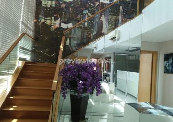 HOT HOT HOT penthouse The Vista with area 475sqm 2 floors terrace has garden