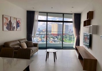 City Garden apartment for rent with 1 bedroom fully furnished Promenade tower