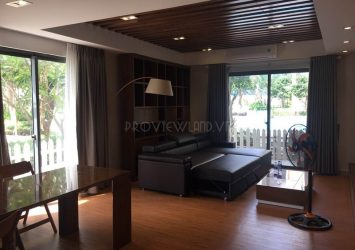 Duplex Master Thao Dien apartment for rent includes 3 bedrooms with area of 170m2