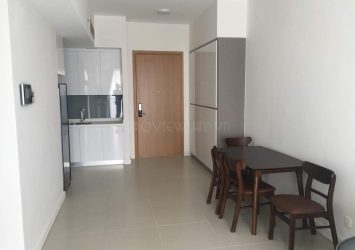 Gateway apartment for rent at Thao Dien including 1 bedroom area of 60m2