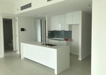 Apartment for rent at Gateway Thao Dien high floor 2 bedrooms area of 91m2