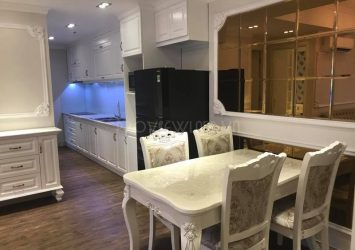 Masteri Thao Dien apartment need for rent high floor at T5 tower with 2 bedrooms