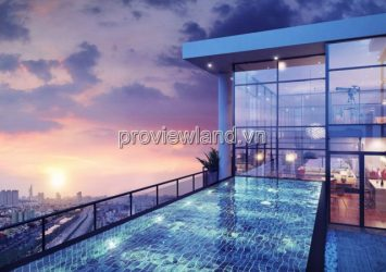 Penthouse Gateway Thao Dien apartment for sale separate garden pool 4BRs 450sqm