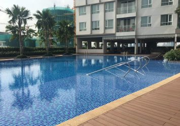 Apartment with 2 bedroom for sale at Sala Sarimi Dai Quang Minh including full furnished