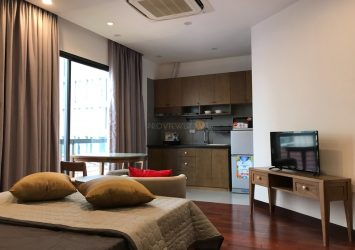 Serviced apartments at District 1 need for rent full service and furniture