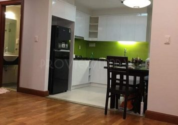 Need for rent apartment with 2 bedrooms fully furnished at The Manor Binh Thanh