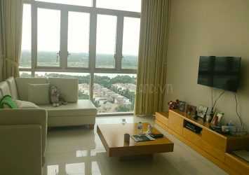Apartment for rent with 2 bedrooms at Vista An Phu full furniture river view