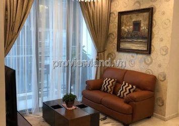 Apartment for rent in Vinhomes Golden River District 1 2 bedrooms high floor