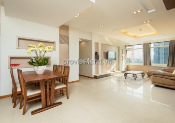Saigon Pearl apartment Topaz 1 tower has 4 bedrooms river view