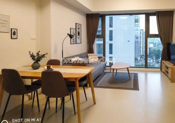 Apartment for sale Gateway Thao Dien 50sqm 1 bedroom fully furnished nice view
