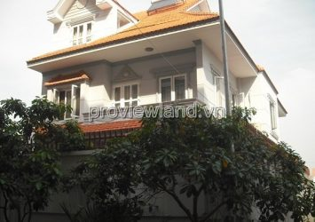 Villa for sale in An Phu  An Khanh District 2 area 200sqm has pink book 1 ground 2 floors