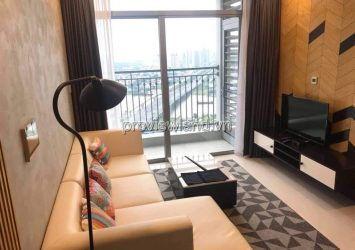 Apartment for sale in Vinhomes Central Park 2 bedrooms river view area 71sqm