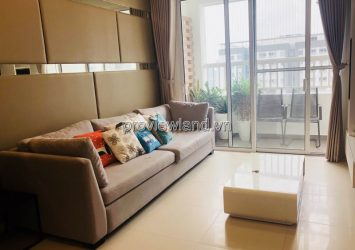 Lexington Residence apartment front Mai Chi Tho street with 3 bedrooms 101sqm area