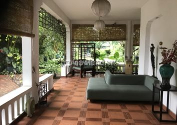 Thao Dien villa for sale area of 1000sqm 5 bedrooms full furniture