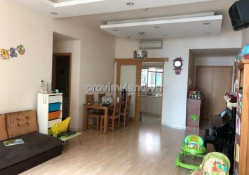 The Vista apartment for rent with 3 bedrooms nice view full furniture