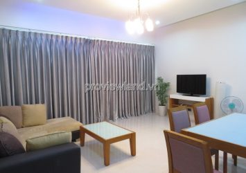 Apartment with area of 99sqm 2 bedrooms and 1 working room at The Vista for rent