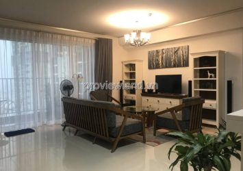 Vista Verde apartment for rent 3 bedrooms 125sqm high floor full furniture