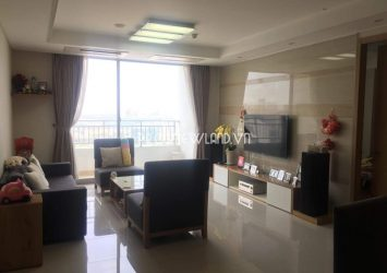 High floor apartment at Cantavil Premier for sale 3 bedrooms with luxury furniture