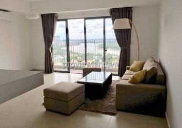 Masteri Thao Dien District 3 bedrooms apartment 96sqm river view for rent
