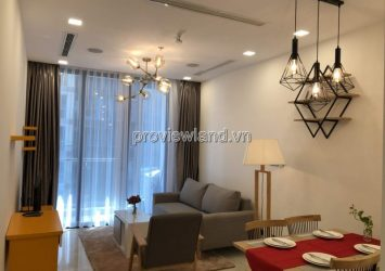 Serviced apartment for rent in Vinhomes Golden River 1 bedroom furniture