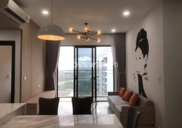 Estella Heights apartment for rent with 2 bedrooms at T2 tower