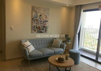 Masteri Thao Dien apartment for rent with 2 bedrooms Saigon river view