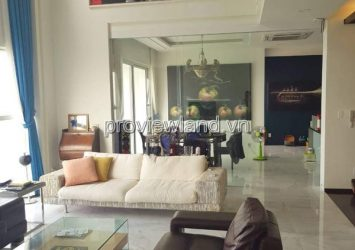 Sale of two-story Penthouse apartment with an area of 200sqm luxury furniture