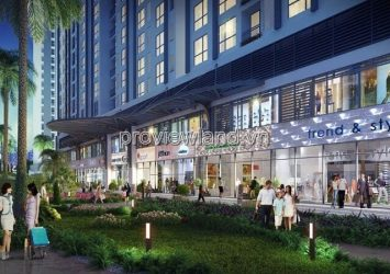 Selling ​​Shophouse Vinhomes Central Park crowded city located on 3 most beautiful ports of Saigon