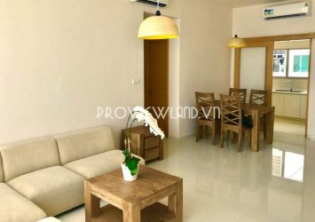 The Vista An Phu apartment for rent fully furniture with 3 bedrooms nice view