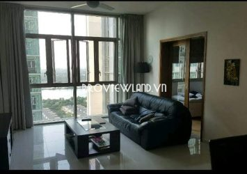 Apartment for rent at The Vista An Phu T2 tower with 3 bedrooms nice view