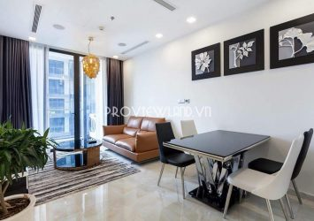 Apartment with 2 bedrooms fully furniture for rent in Vinhomes Ba Son District 1