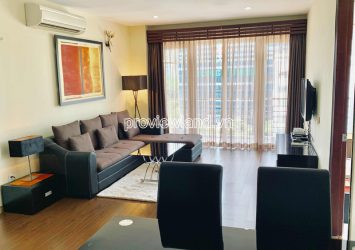 Service apartment for rent at Vo Van Tan District 3 fully furniture