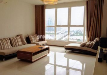 Thao Dien Pearl apartment with modern design for sale 136sqm 3 bedrooms river view