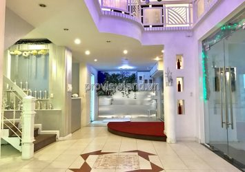 Villa for sale in District 3 Ly chanh Thang Street area 10x15m 1 ground 5 floors