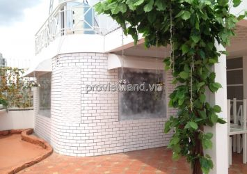Villa for rent in District 3 1 ground 5 floors area 10mx15m