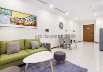 Vinhomes Central Park apartment for sale including 1BRs high full furniture
